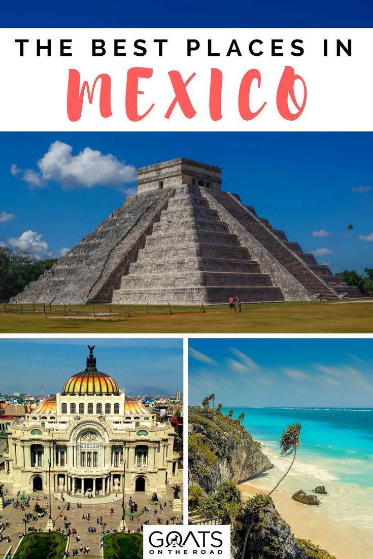 33 best places to visit in mexico this year | random stuff | places