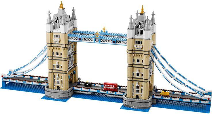 LEGO.com Creator Home - Models - Expert Models - 10214 Tower Bridge