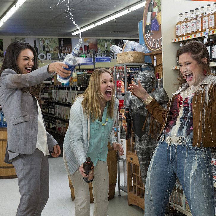 Mila Kunis and Kristen Bell Are Just Done in the Bad Moms Trailer: If you've ever felt burned out by life, the trailer for Bad Moms is for you.