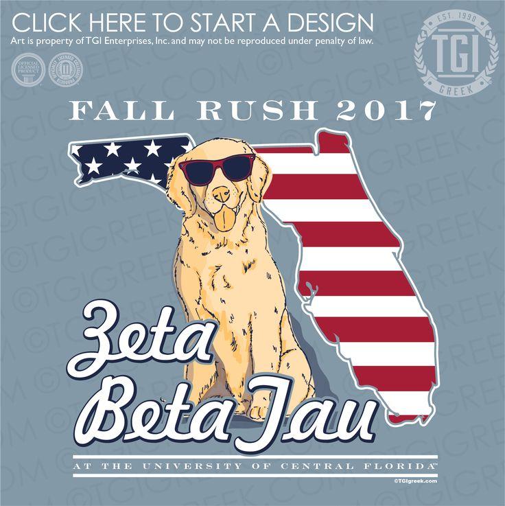 Zeta Beta Tau | ZBT | Fall Rush | Fraternity Rush | Rush Shirt | TGI Greek | Greek Apparel | Custom Apparel | Fraternity Tee Shirts | Fraternity T-shirts | Custom T-Shirts