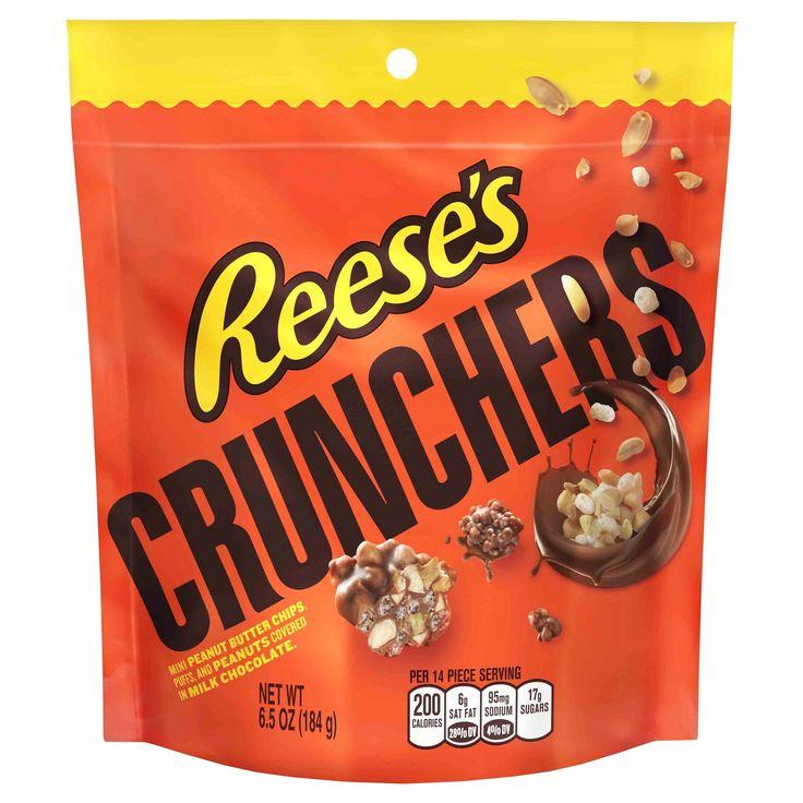 Reese's Mini Peanut Butter Crunchers - 6.5oz