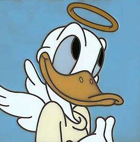 Angel Espionage: Donald Duck