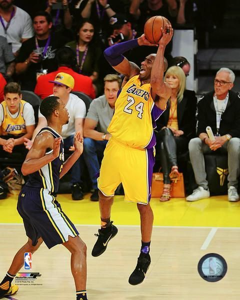 """Kobe Bryant """"last/final Game 4-13-2016"""" La Lakers Licensed Un-signed 8x10 Photo from $6.99"""