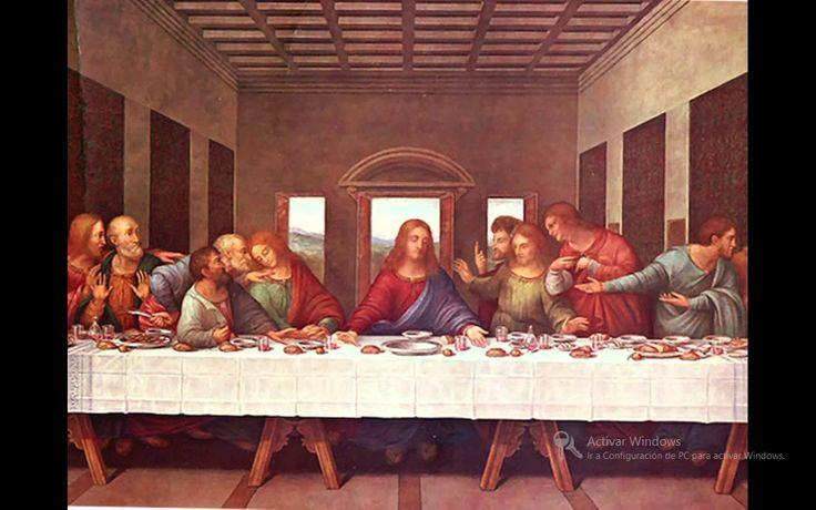 Los secretos de la ultima cena, de Leonardo da Vinci