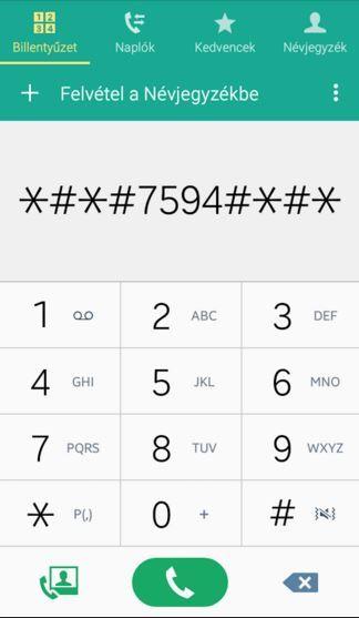 Tudj meg többet a telefonodról! Nyerj ki titkos információkat, tesztelj le hardvereket az Android kódok segítségével. Android, Samsung és HTC titkos kódok.