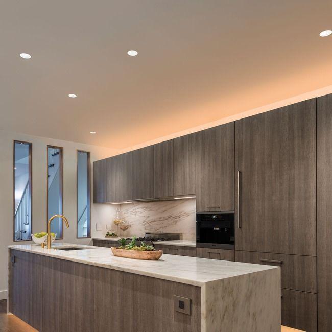 Dss2p Economy Premium 2 3w Soft Strip 24v By Pureedge Lighting Kitchen Cabinet Remodel Strip Lighting Kitchen Home Decor Kitchen