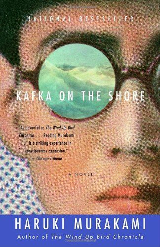 """This mind-bending Japanese novel blends two interrelated plots between 15-year-old Kafka, who is on a mission to find his mother and sister, and the older Nakata, a mentally-challenged man who has the ability to speak with cats. The two characters are on a collision course throughout """"Kafka on the Shore,"""" which is a metaphysical journey filled with magical realism."""