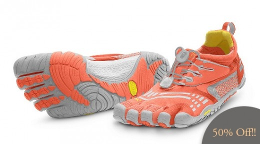 Vibram Five Fingers – Half Off Sale!