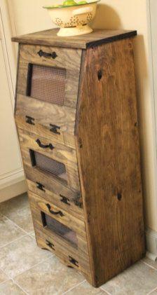 1000 id es sur le th me stockage des pommes de terre sur. Black Bedroom Furniture Sets. Home Design Ideas
