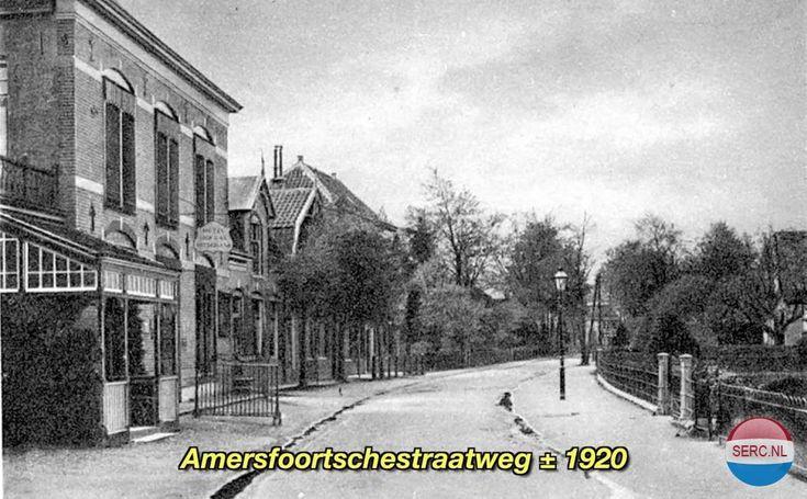 Amersfoortsestraat Barneveld (jaartal: 1920 tot 1930) - Foto's SERC