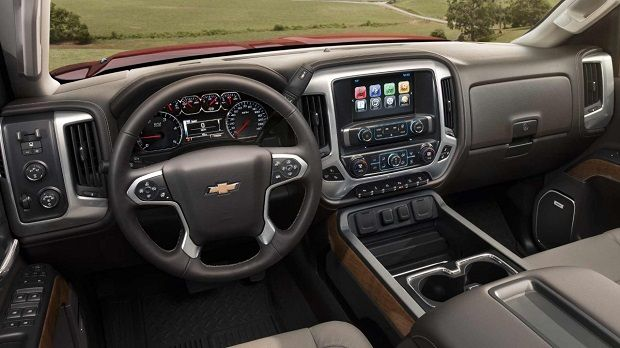 2015+Chevy+Duramax+Interior | Video: 2015 Chevrolet Silverado 2500 HD Z71 – Everything You Ever ...