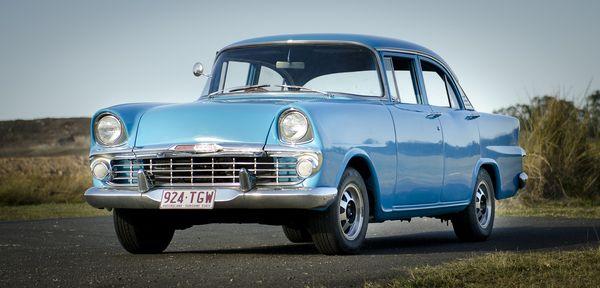1961 HOLDEN SPECIAL EK $12000