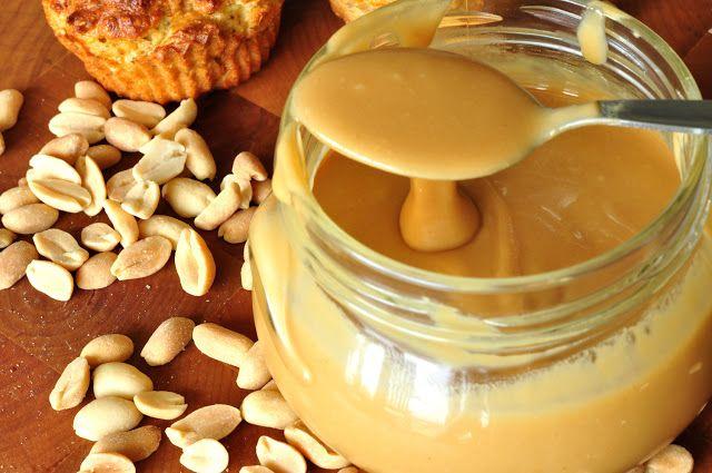 Fabryka Smaku: Masło orzechowe