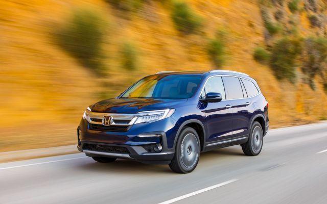 2020 Honda Pilot Hybrid Release Date Mpg Honda Pilot Honda Honda Pilot Reviews