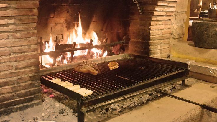 Fiorentina alla griglia - tra le proposte #piatti #GIFT http://www.cadelach.it/i-ristoranti/il-magnader.php