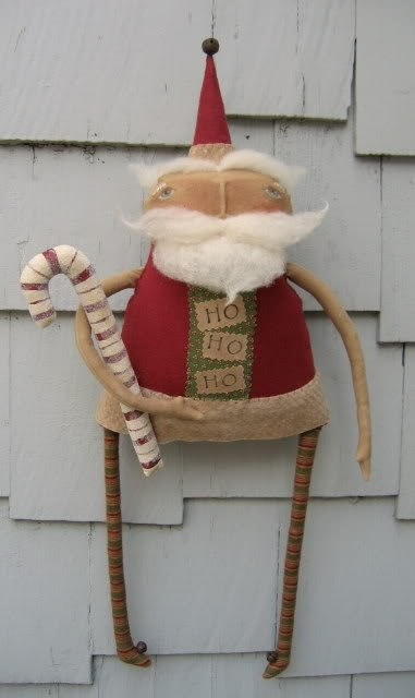 loving me this santa!