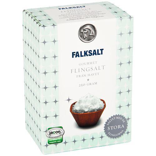 Gourmet-flingsalt 250g Falksalt hos MatHem