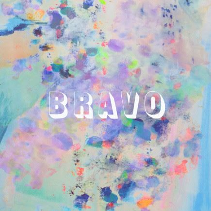 "Annie Everingham ""BRAVO"" card.  Available in store."