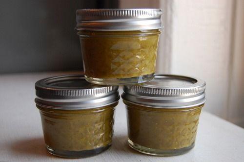 Pistachio-Honey Butter   Food   Pinterest