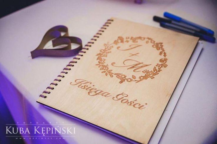 #wedding #day #paper #decorations #elegant #style #boho #eco #wood #stationery #bride #groom #guests #book #wesele #ślub #elegancki #styl #drewno #papeteria #pannamłoda #panmłody #ksiega #gości