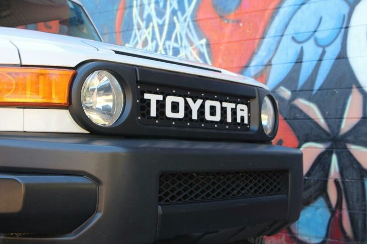 TOYOTA Grille insert