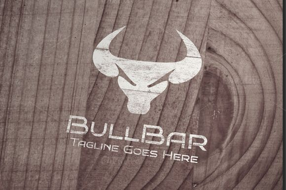 Check out Bull Logo by Mihaly on Creative Market