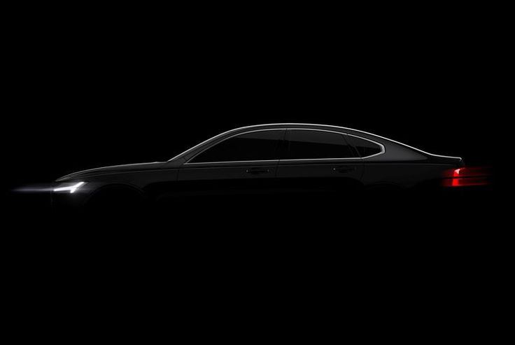Volvo teases its upcoming S90 full-size sedan full reveal coming in January Volvo is teasing its new top-of-the-range S90 sedan with a pair of vague images ahead of its debut at the Detroit Auto Show in January. It will be the sedan version of the very excellent XC90 SUV. The Swedes are taking the same chassis architecturesuper- and turbocharged engines and the iPad-like Sensus infotainment system and putting them in a new sedan body. Its the replacement for the S80 sedan and will compete…