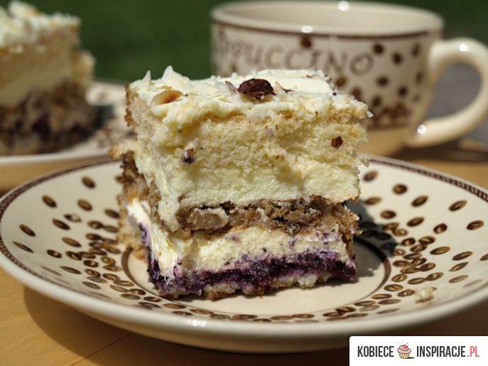 Ciasto Halinka - Kobieceinspiracje.pl
