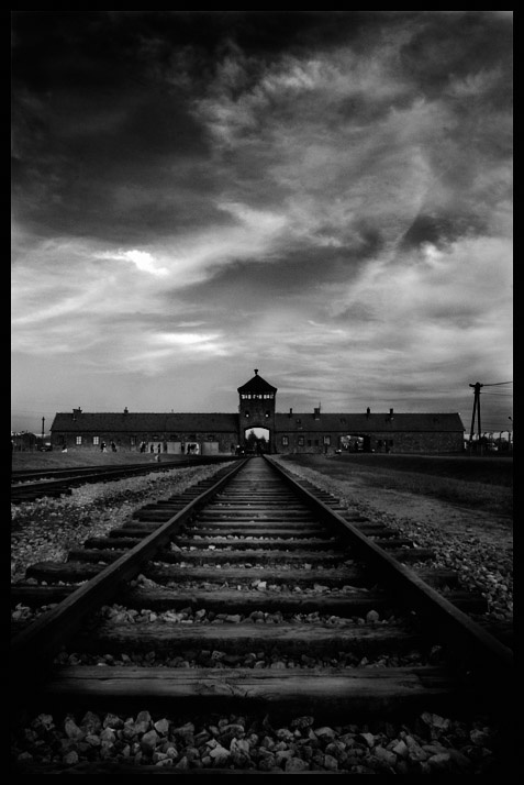 ... never to be forgotten ...  Auschwitz Birkenau | Tumblr