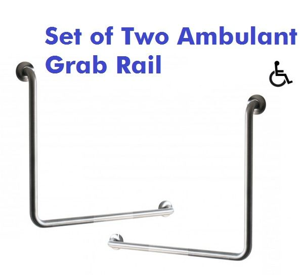 GRC-AM45JD Grab Rail Ambulant