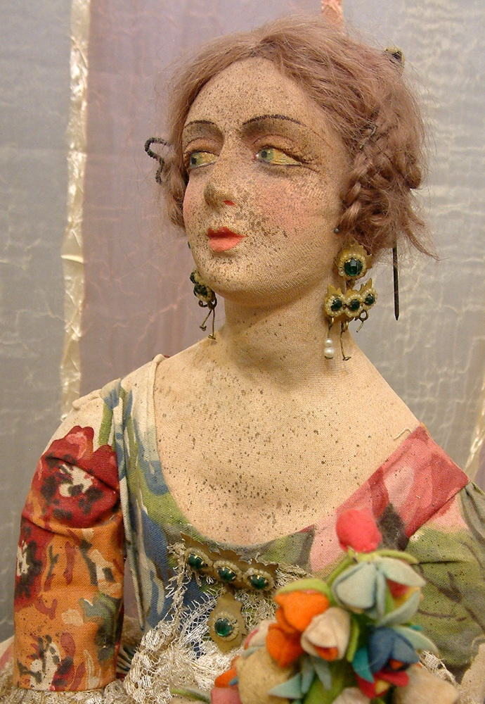 "VERY RARE 29"" SPANISH PAGES MUNECAS FASHION LADY ANTIQUE DOLL: Clothing Dolls, Half Dolls, Antique Dolls, Antiques Dolls, Simular Dolls, Munecas Fashion, Boudoir Dolls, Art Dolls"