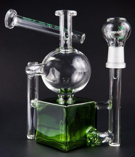 NG Cube Sphere Recycler