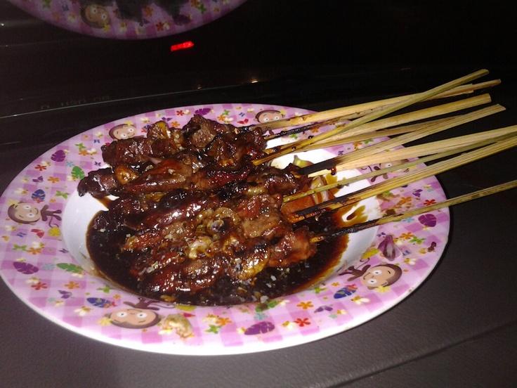 Indonesian food: Satay