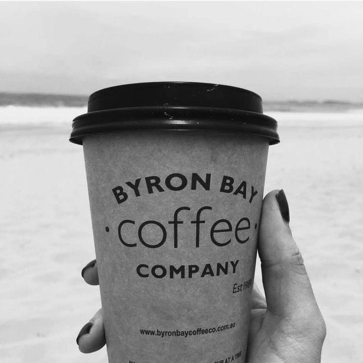 Coffee by the sea ~  www.byronbaycoffeeco.com.au