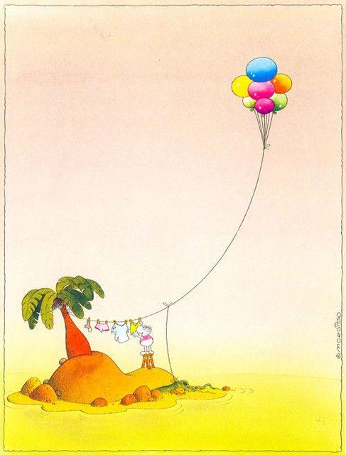 Irancartoon Web Gallery :: The Exhibition of Cartoon / Mordillo / Argentina :: 006_G