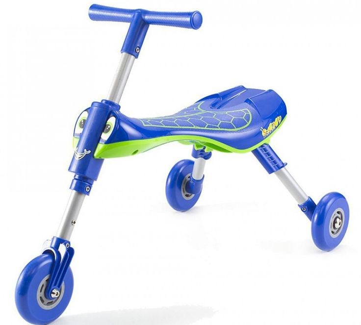 Scuttlebug Dragonfly in Blue & Green a great boy toddler ride on