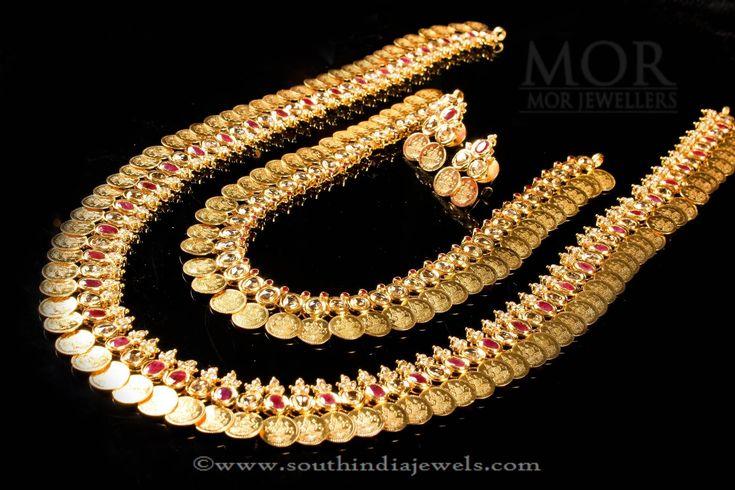 Kerala Bridal Necklace Sets, Kearla Gold Bridal Jewellery Designs.