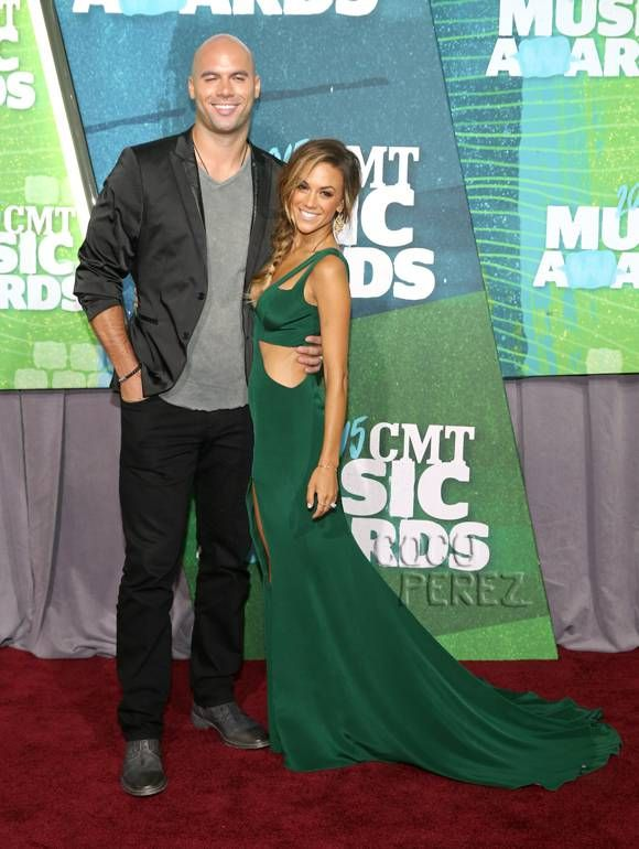Newlyweds Jana Kramer & Mike Caussin Have Us Green With Envy At The CMT Awards!