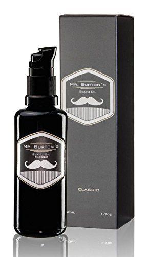 Mr. Burtons Bartöl CLASSIC - dezenter Duft - 50ml Bart Öl für die Bartpflege - Premium Qualität - zum Bart weich machen - als Geschenke oder Weihnachtsgeschenke für Männer Mr. Burtons http://www.amazon.de/dp/B00WQQN1RA/ref=cm_sw_r_pi_dp_djXnwb08BDE4B