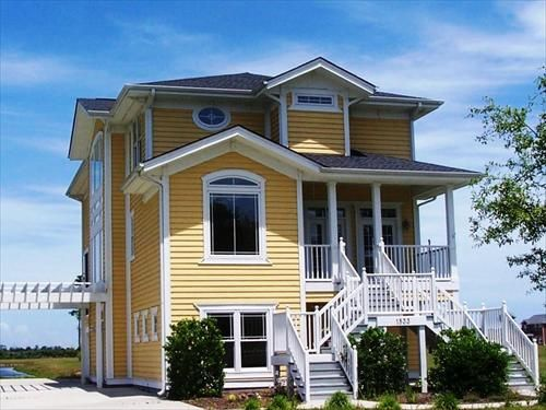 Beach Houses In South Carolina 1533 Biltmore Drive Myrtle 29579 Foreclosed Home House Exteriors Cottage Exterior