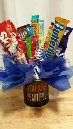 9 best candy bouquet images on candy bar bouquet