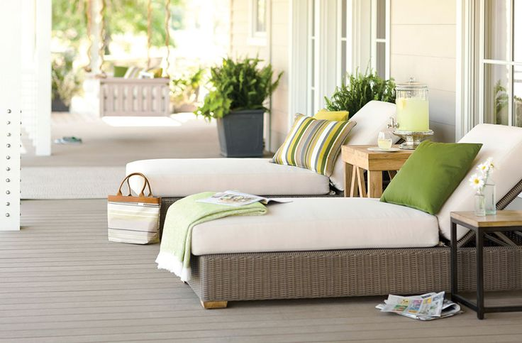 Outdoor: Home: Sunbrella fabrics
