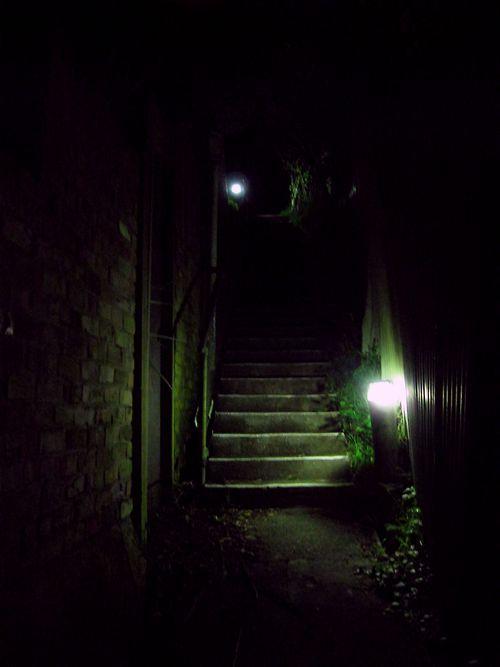 spooky lighting. spooky lighting
