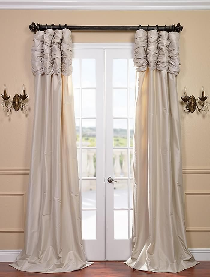 Curtains and drapes its all we do most people assume for High end curtains and window treatments