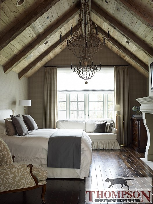 ceiling + floor: Guest Room, Interior, Idea, Masterbedroom, Dream House, Attic Room, Bedrooms, Master Bedroom
