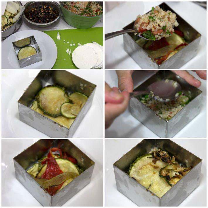 μιλφειγ ψητων λαχανικών και ταμπουλε 5a
