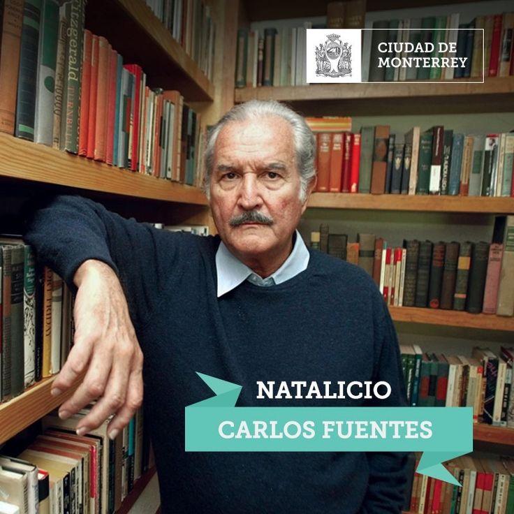 11 de noviembre de de 1928, nace Carlos Fuentes novelista y ensayista mexicano, uno de los escritores más importantes de la historia literaria de México. Entre sus obras más destacadas se encuentran: Aura y La Muerte de Artemio Cruz.