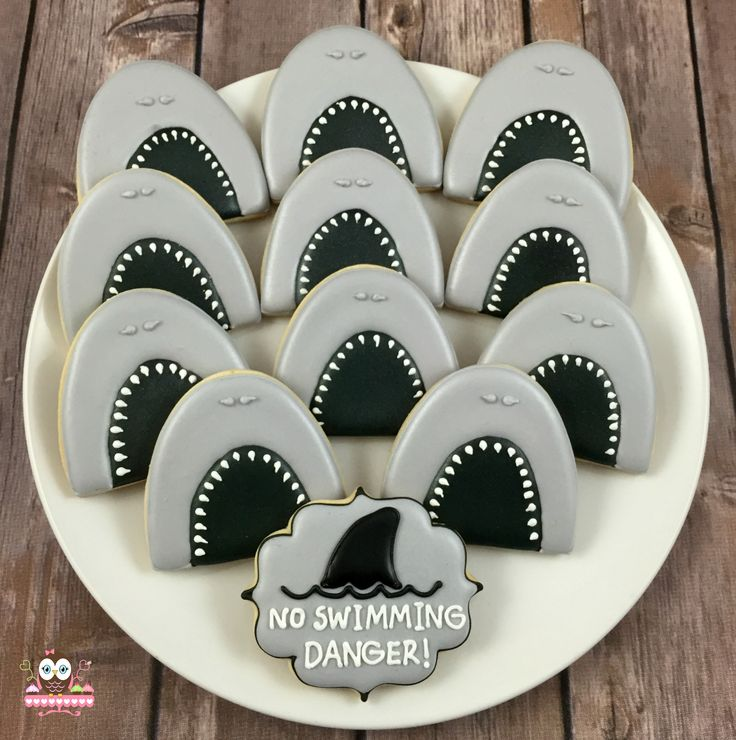 1000 Images About Sharks Amp Dolphins On Pinterest Cookie