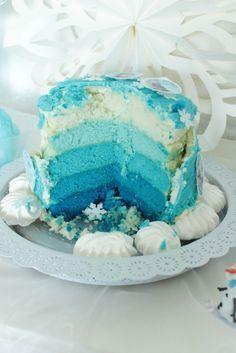 SASIBELLA: Eiskönigin Geburtstagsparty - Frozen Birthday Party