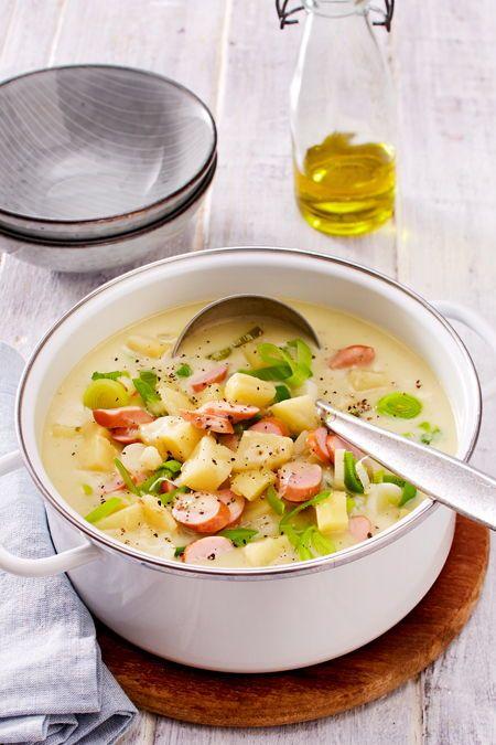 Kartoffelsuppe – das Rezept zum Selbermachen